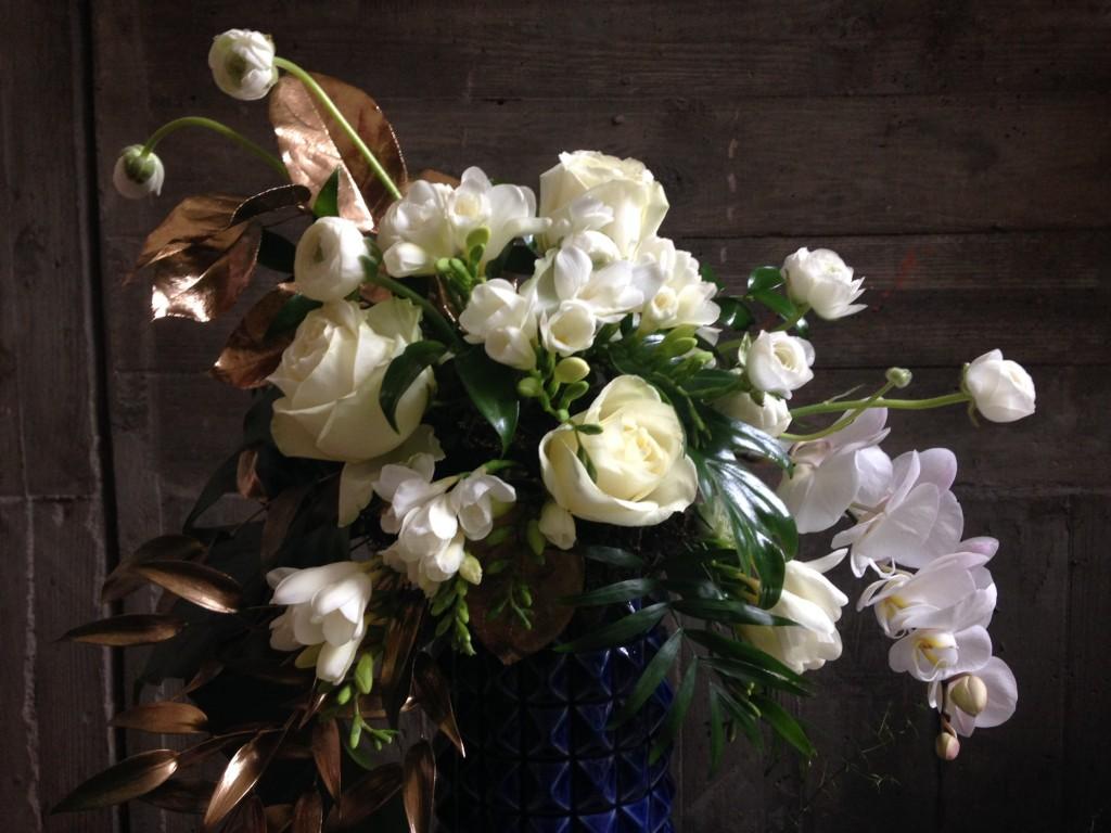Festa de aniversário para Oficina da Flor by Flor de Laranjeira