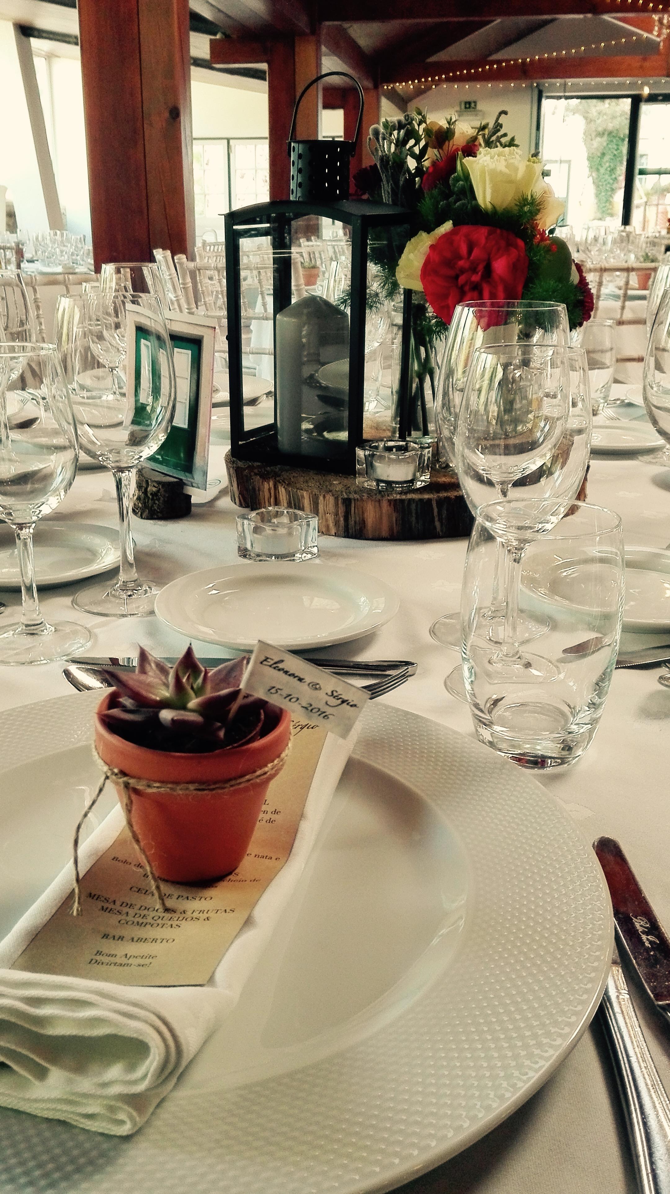 Lembrança para convidados e decoração de lugar By Flor de Laranjeira