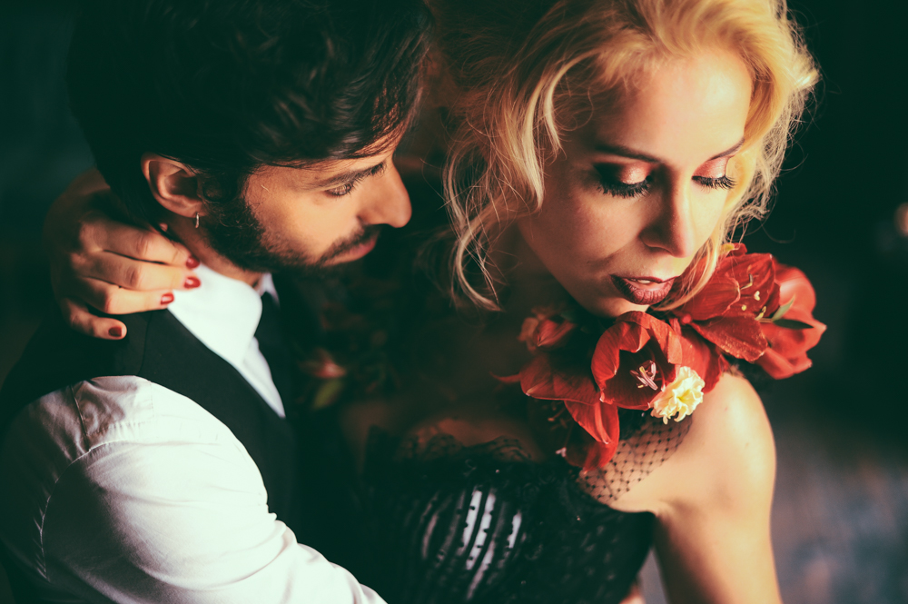 Bohemian Vampire Wedding - SShoot - Sweet Rebel Bride-105