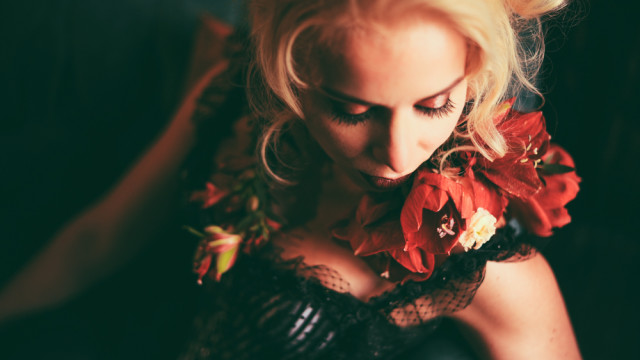 Get Inspired | a Bohemian Vampire Wedding!