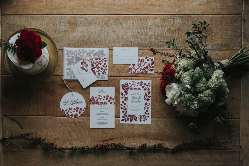 Get inspired | Red Velvet Wedding III