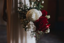 Get Inspired | Red Velvet Wedding I